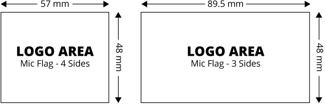 mic flags rycote With mic flag template
