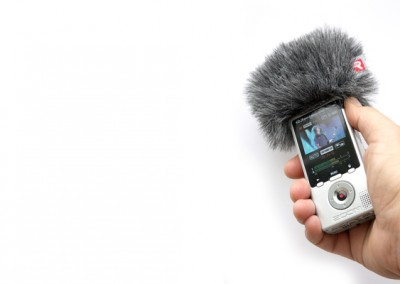 Zoom Q3HD Mini Windjammer (055416)