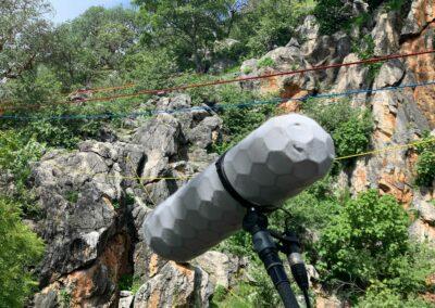 Nano-Shield in rocky jungle by Pete Lee